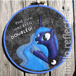 Luna Embroidery Hoop