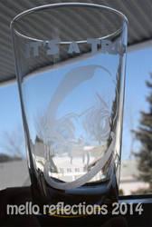 Ackbar Etched Glass