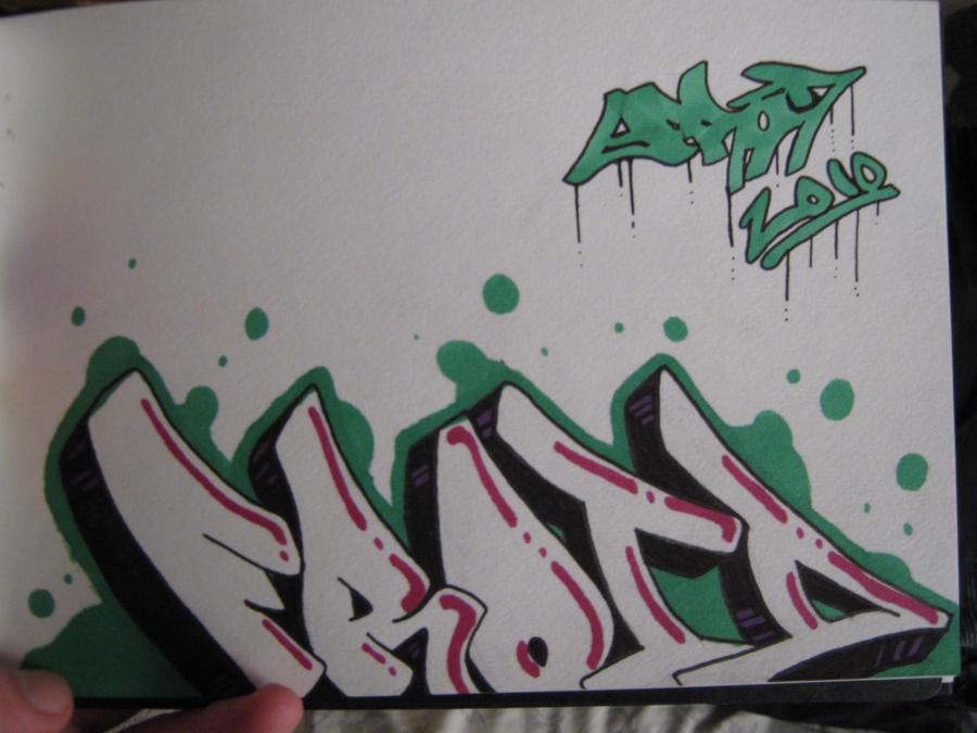 Throw Up Graffiti Alphabet Home Sweet Home