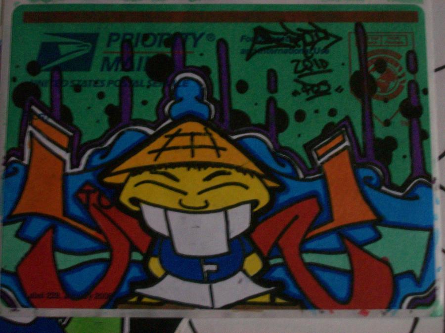Asian Graffiti 23