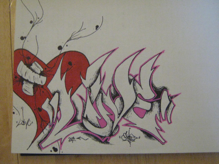 Love-unfinished by hype-graffiti on DeviantArt