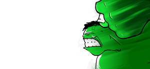little green man