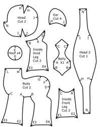 Pony Plushie Pattern