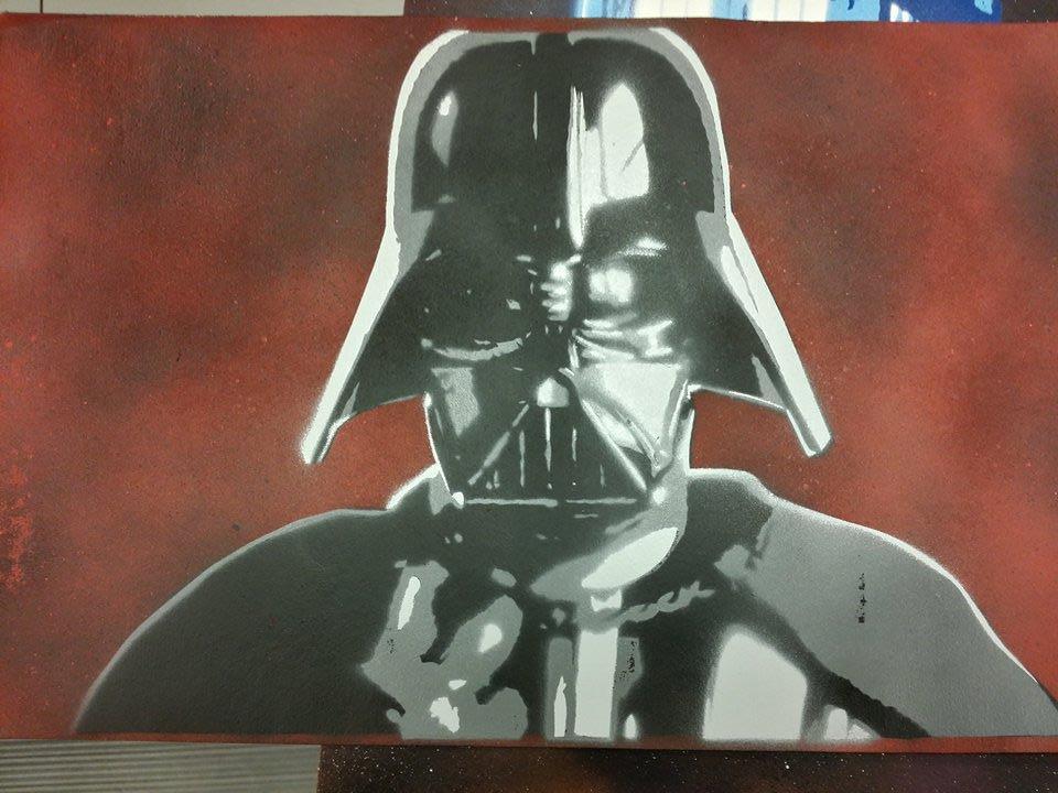 Darth Vader by Toastastic