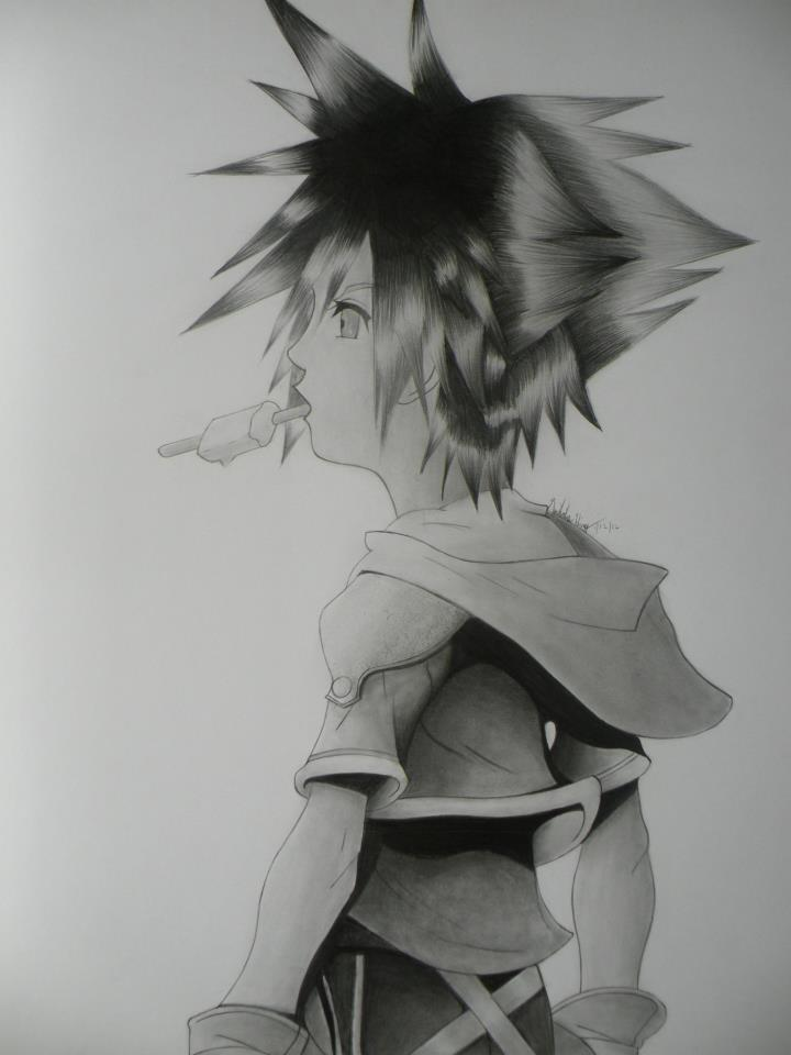 Sora by Nicksta100