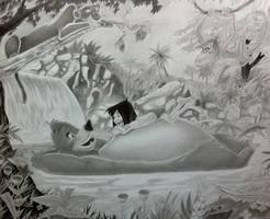 The Jungle Book by Nicksta100