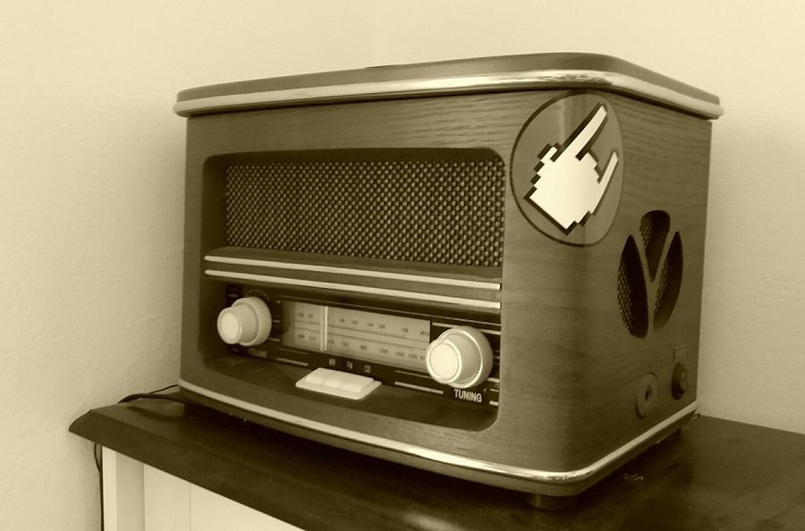 My radio by Turbopuusti