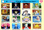 I Like This Character Meme