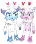 Bartholomew and Clarissa