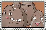 Plebbles Stamp