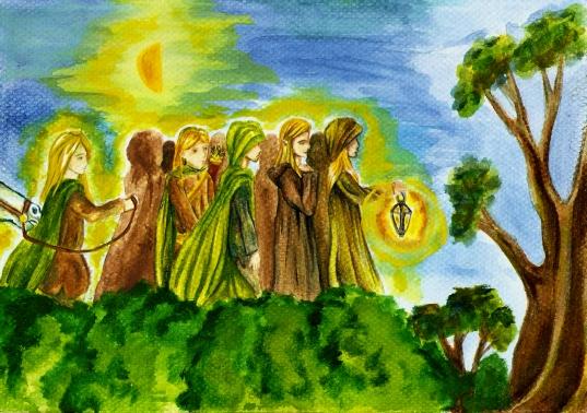 elfy by SirSubaru