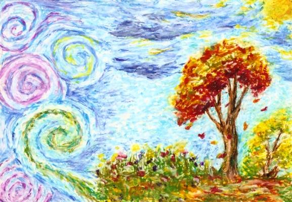 drzewko by SirSubaru