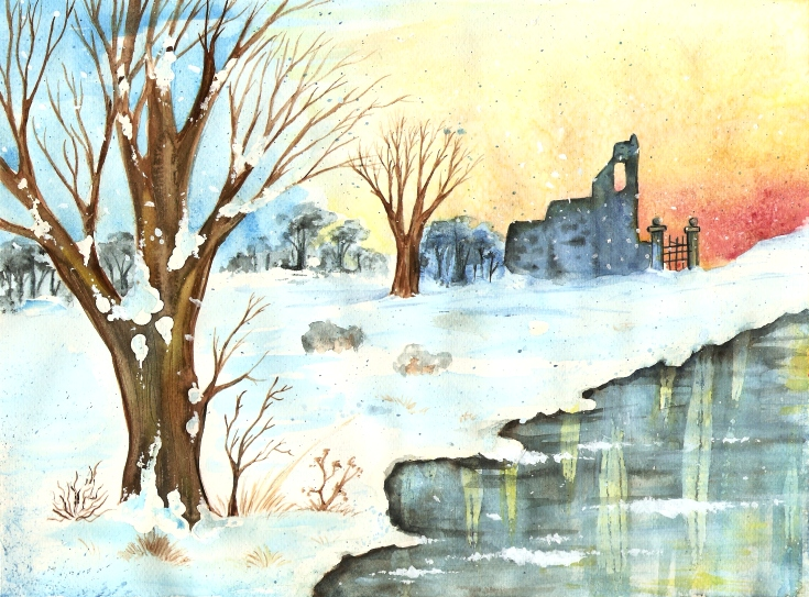 Winter by SirSubaru