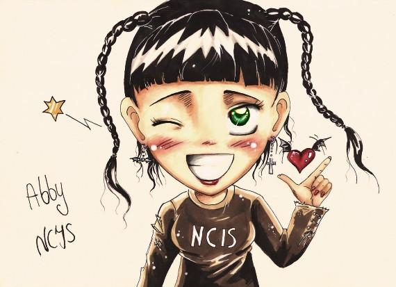 NCIS: Abby by SirSubaru