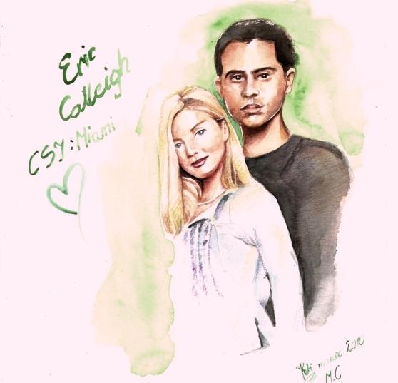CallxEric by SirSubaru