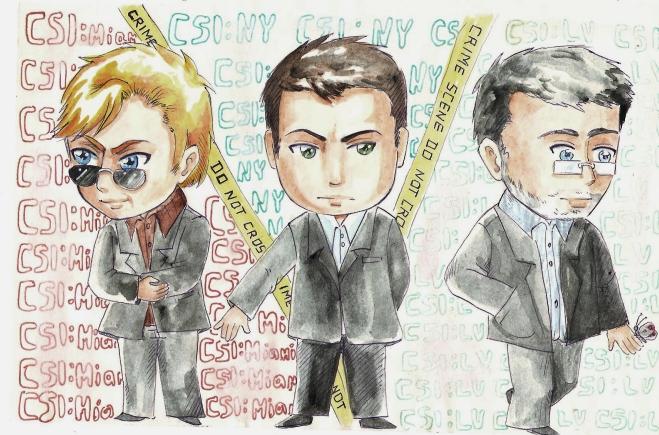 CSI boss by SirSubaru
