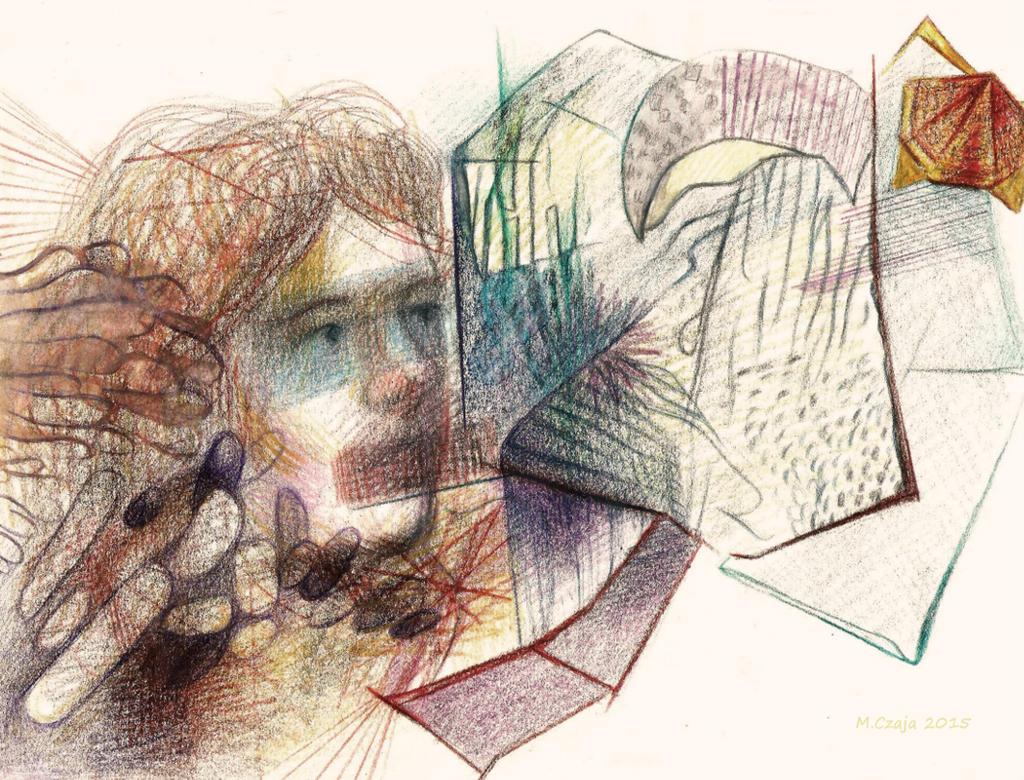 Kolor autoportret by SirSubaru