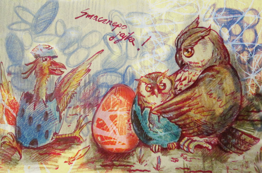 Happy Easter by SirSubaru