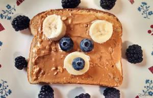 Bear Toast by EvelynVictus
