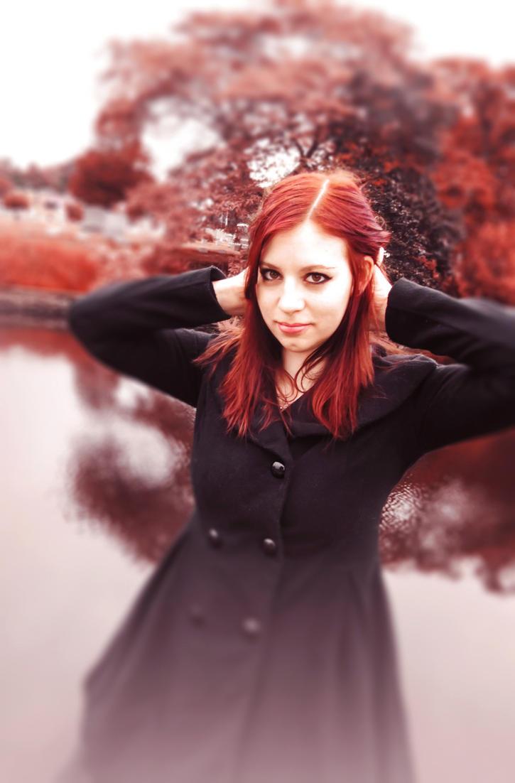 Autumn Portrait by EveVictus