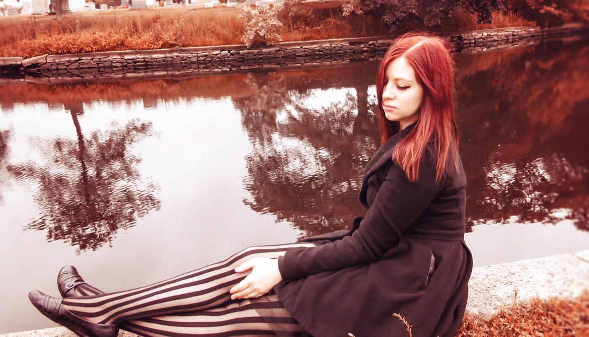 Autumn Portrait 2 by EveVictus