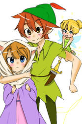 Peter Pan by Motowa