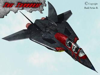 TurboKat Side View by Xanatos4