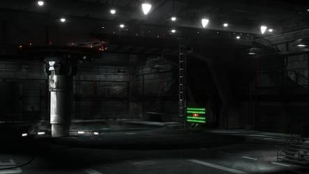 Swat Kats Hangar Render 2 by Xanatos4