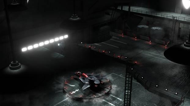 Swat Kats Hangar Render 3