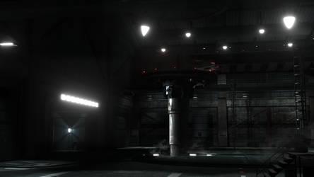 Swat Kats Hangar Render 4 by Xanatos4