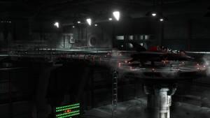 Swat Kats Hangar Render 8