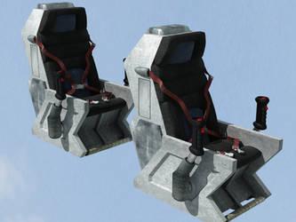 Turbokat Seats by Xanatos4