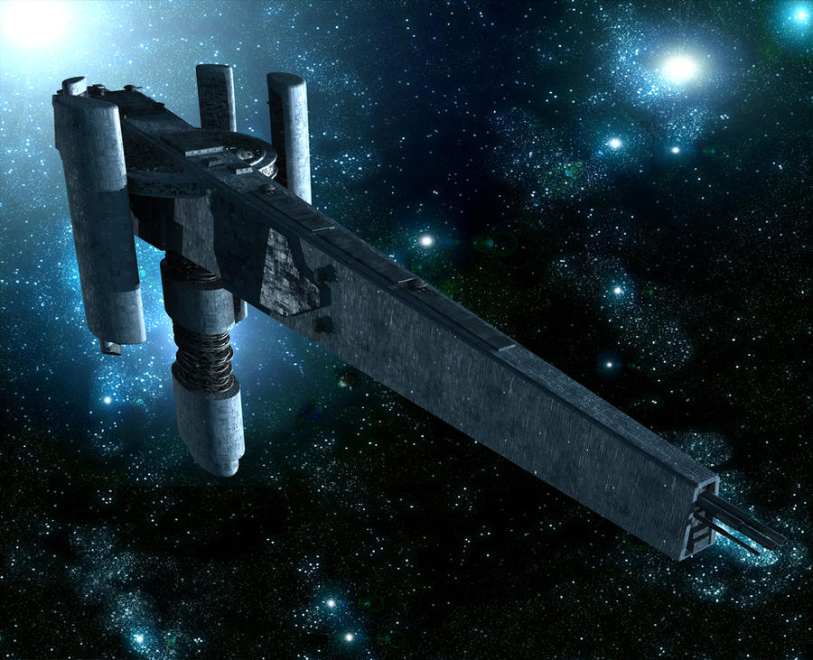 Arc Hammer Render 1 by Xanatos4