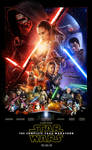Star Wars All Times Poster