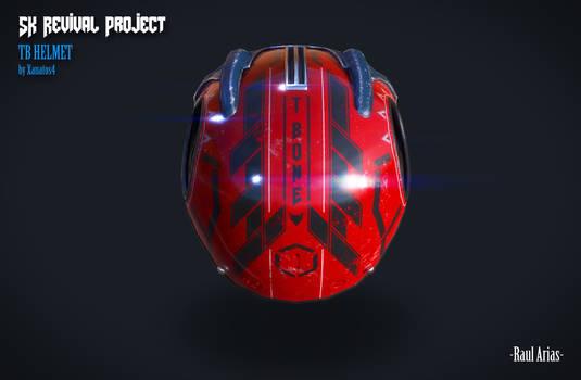 TB Helmet Render 5