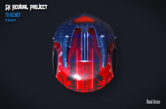 TB Helmet Render 3
