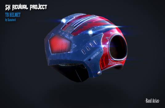 TB Helmet Render 2