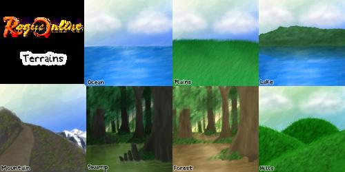 RO: Seven Terrains