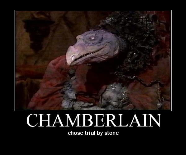 Dark Crystal Motivational Poster