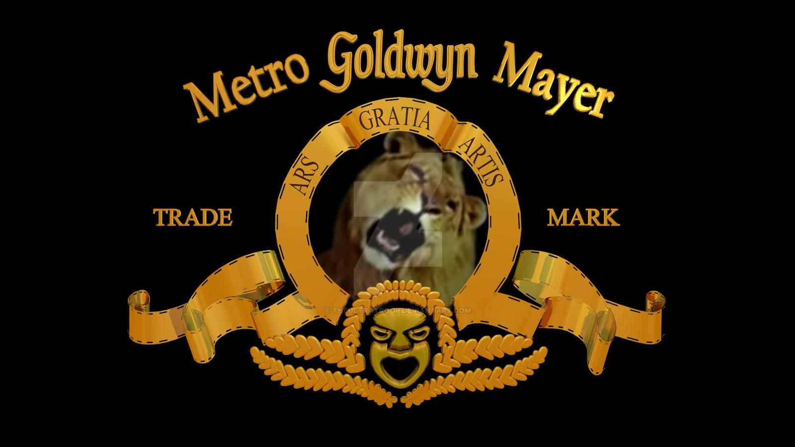Group Of Mgm 2012 Logo Remake