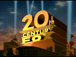 If 20th Century Fox had a logo in 1992. by theultratroop