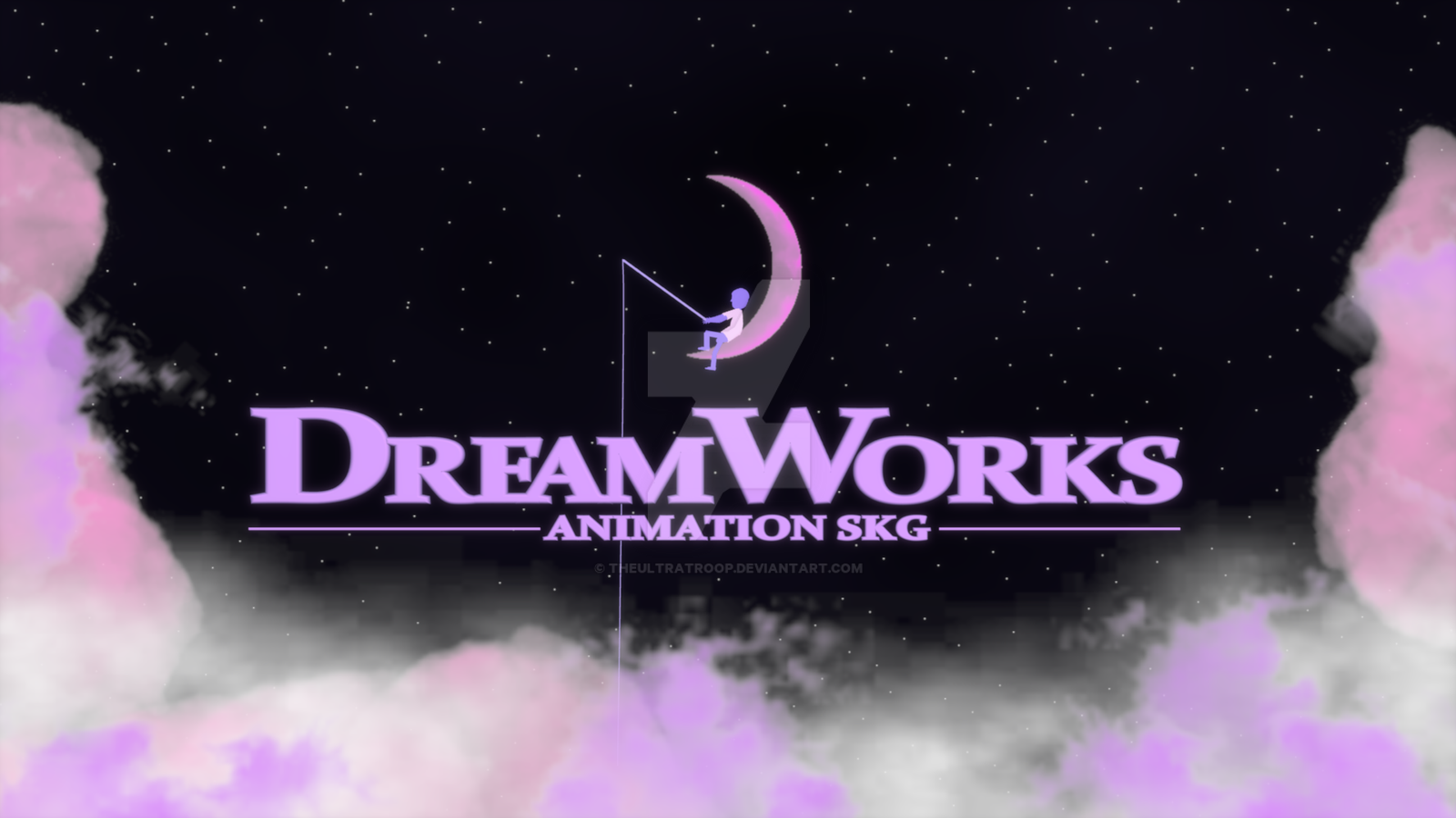 dreamworks animation logo 2010 remake by theultratroop on