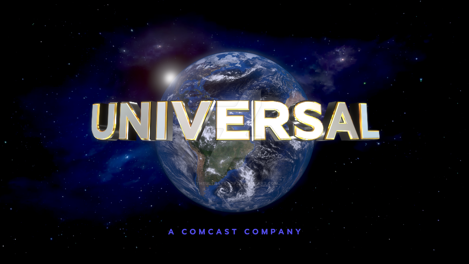 Universal Studios Logo Remake by theultratroop on DeviantArt Universal Pictures Logo