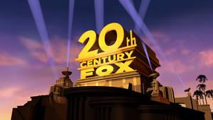 20th Century Fox 2009 Logo Remake