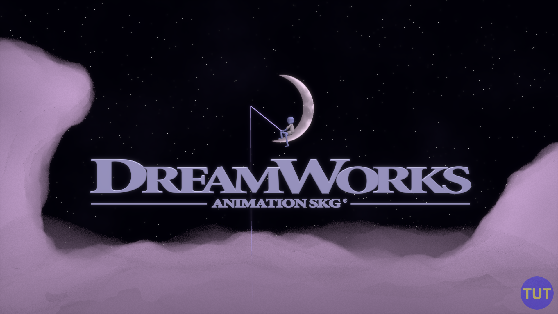 dreamworks animation 2010 logo updated remake by
