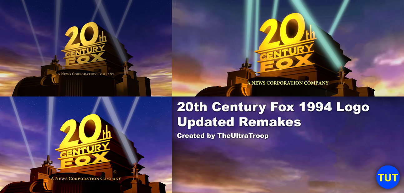 20th Century Fox Television Logo Remake