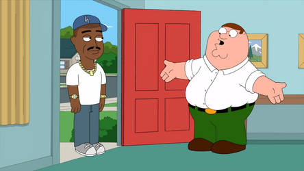 HOLY CRAP LOIS, IT'S DABABY!