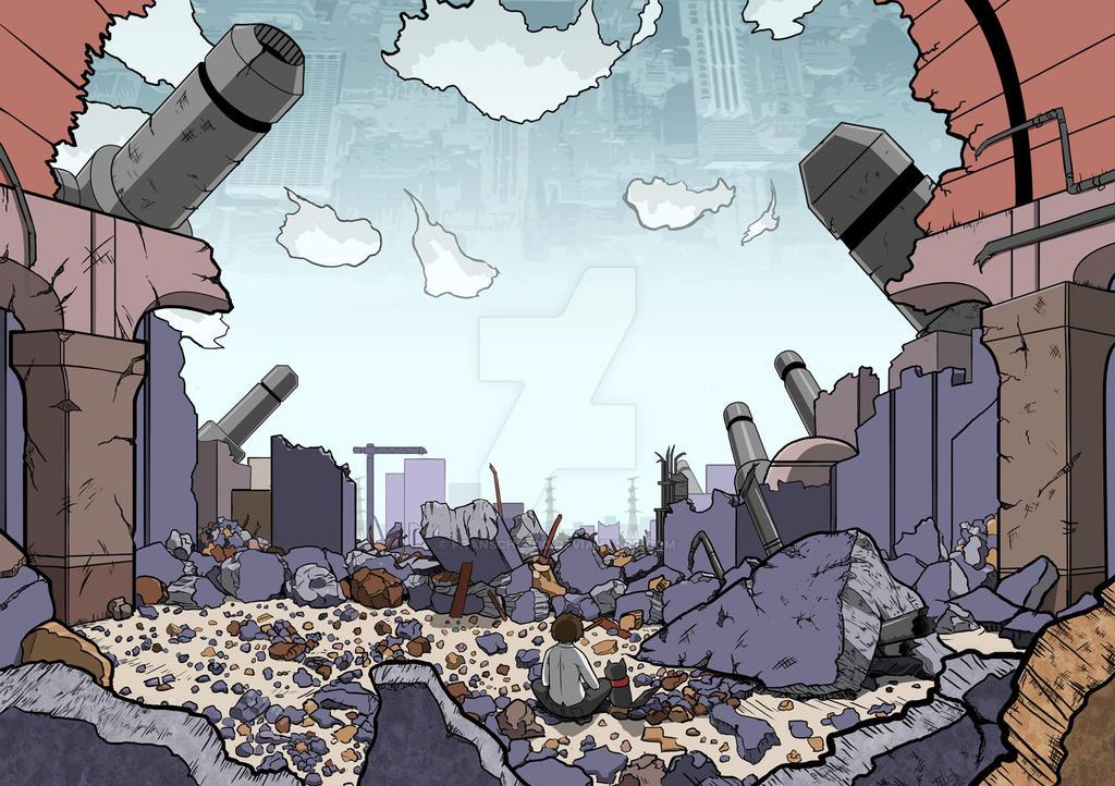 broken city by franschesco