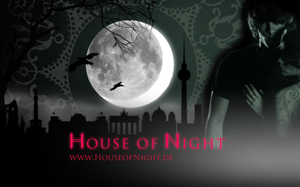 House of night wallpaper by avabloom on deviantart for Housse of night
