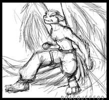 HawksBri - (Dracojeff commission)